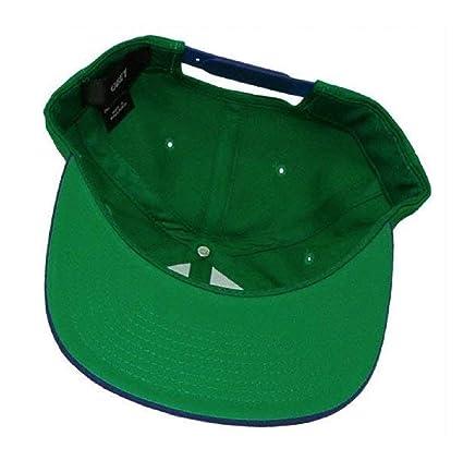 Obey - Gorra de béisbol - para hombre verde verde: Amazon.es: Ropa ...