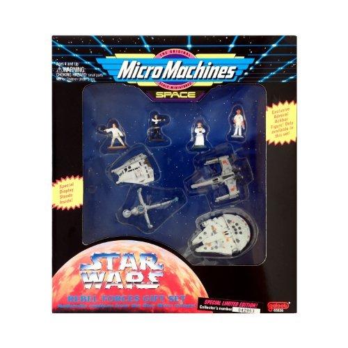 (Micro Machines Star Wars Rebel Forces Gift Set)