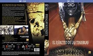 EL EJERCITO DE LAS TINIEBLAS DVD + BR + LIBRO ED ESPECIAL FNAC