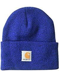 unisex child Acrylic Watch Cold Weather Hat, Royal (Youth), One Size US