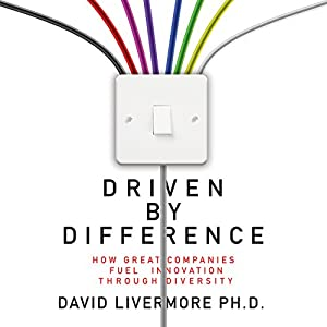 Driven by Difference Audiobook