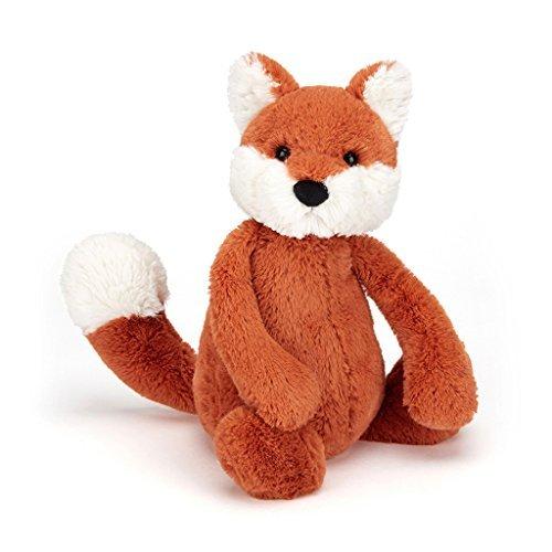 (Jellycat Cuddly for A Child Bashful Fox Cub Medium)