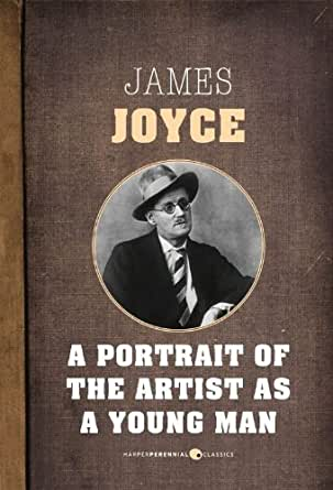 James joyce portrait of the artist as a young man analysis essay