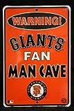 San Francisco Giants Fan Man Cave Sign