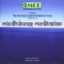 Mindfulness Meditation (8 of 12) by The Essential Guided Meditation Series (2000-07-31)