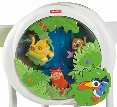Fisher-price Disney Baby Lion King Peek-a-boo Soother by Fisher-Price