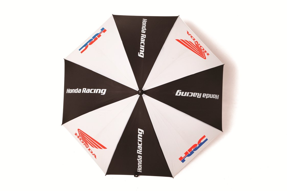 Honda HRC paraguas L tamaño ep-p9 C blanco 0syep-p9 C-wl 0syep-p9 C-wl: Amazon.es: Coche y moto