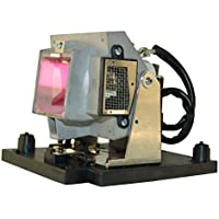 AuraBeam Professional Sharp AN-PH50LP2/1 Projector Replacement Lamp with Housing (Powered by Osram)