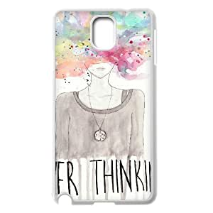 Motivation Samsung Galaxy Note 3 Case White Yearinspace000024