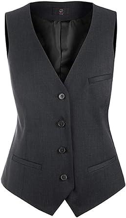 kurze anzug weste damen