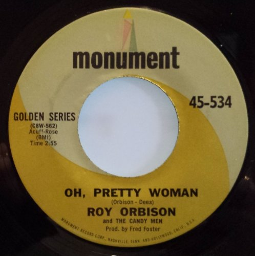 Roy Orbison - OH! PRETTY WOMAN (THE MONUMENT ALBUM COLLECTION) {24-96 2015 HDTRACKS} - Zortam Music