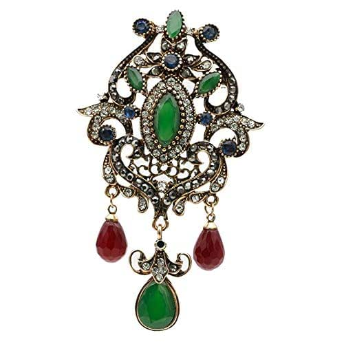 Amazon.com: Vintage Brooch Jewelry Elegant Design Unique