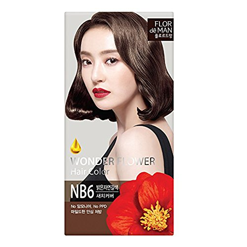 Somang-Flor-De-Man-Wonder-Flower-Hair-Color-Light-Natural-Brown-NB6-No-PPD-and-Ammonia