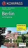 Berlin und Umgebung: Wanderkarten-Set mit Radrouten. GPS-genau. 1:50000 (KOMPASS-Wanderkarten, Band 700)