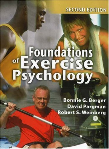 Foundations of Exercise Psychology, 2nd edition