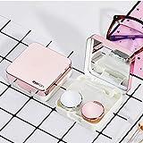 sansheng 2Pack Mini Travel Contact Lens Box