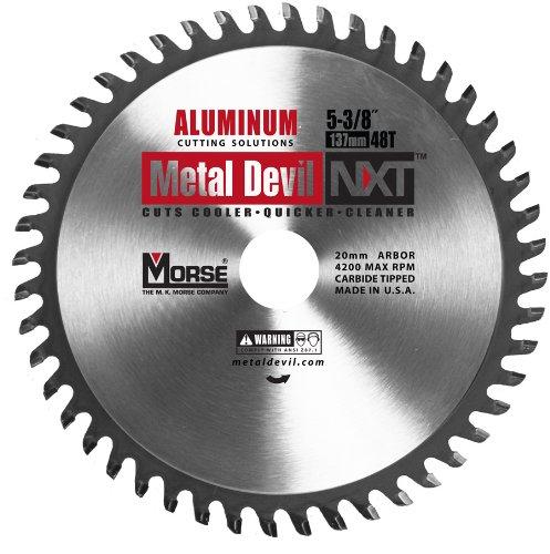 Disco Sierra MK MORSE CSM53848NAC Metal Devil Aluminio Apl
