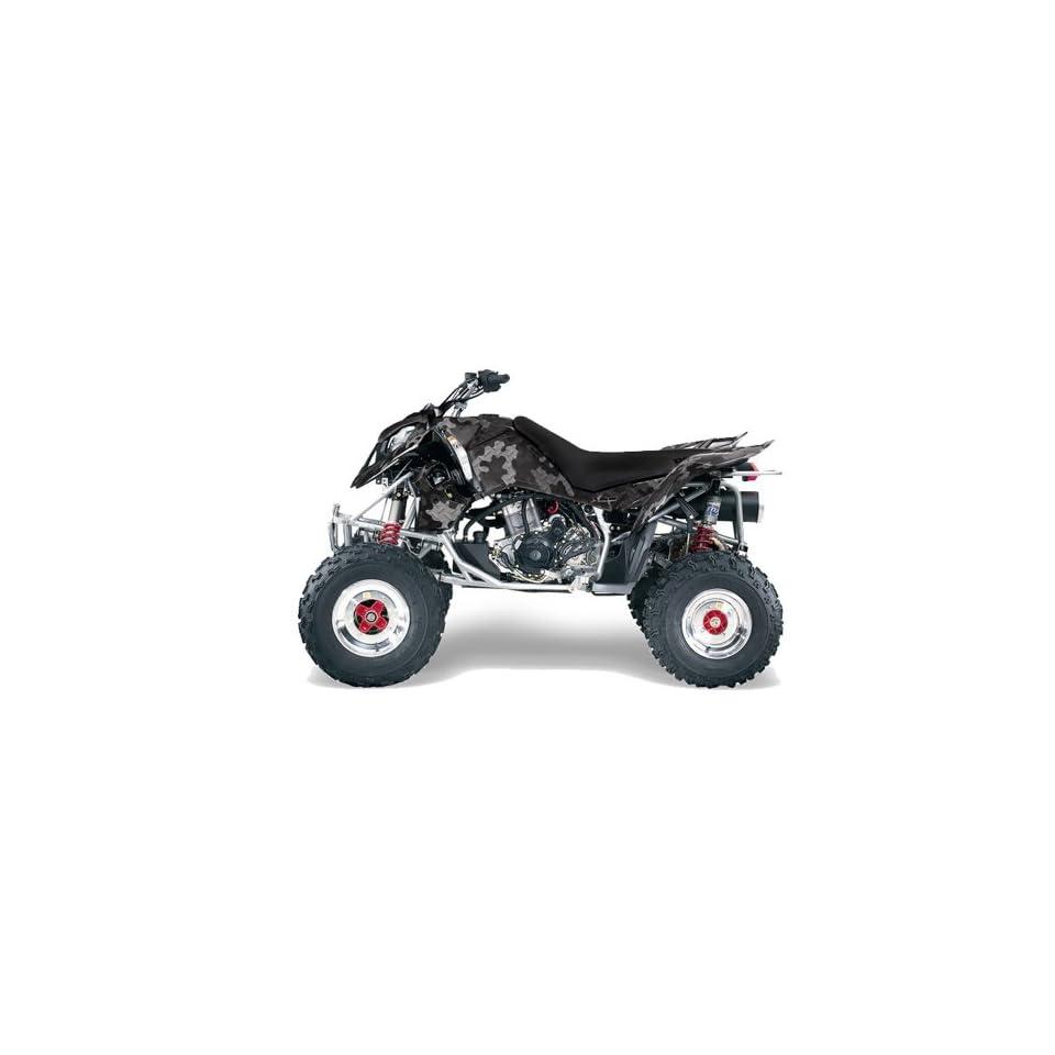 AMR Racing Polaris Outlaw 450 500 525 2006 2008 ATV Quad Graphic Kit   Camo P