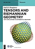 img - for Tensors and Riemannian Geometry (De Gruyter Textbook) book / textbook / text book