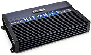 Hifonics H35 1200.4 1200W Hercules Super Class AB 2-Ω Stable 4-Channel Amplifier (Renewed)