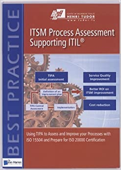 ITSM Process Assessment Supporting ITIL (TIPA) (Best Practice) by Valdés, Omar (2009)