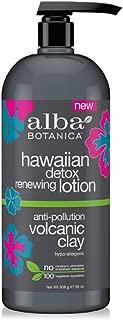 product image for Alba Botanica Hawaiian Detox Renewing Lotion, Volcanic Clay, 32 Ounce