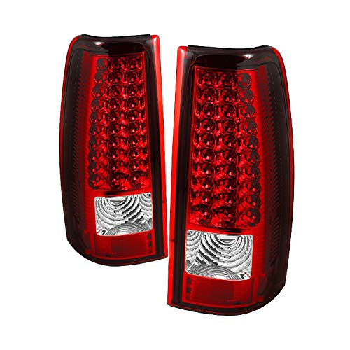 06 Sierra Led Tail Lights in US - 2