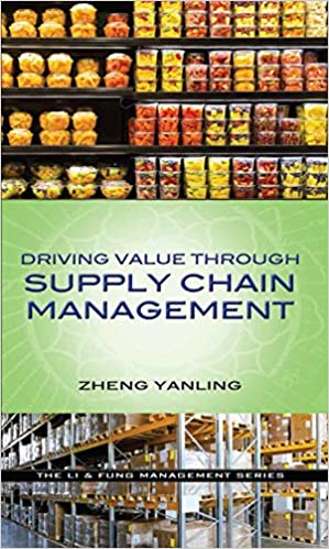 Book Driving Value Through Supply Chain Management