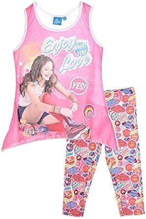 Soy Luna - Pijama - para niña Rose 8 años: Amazon.es: Ropa