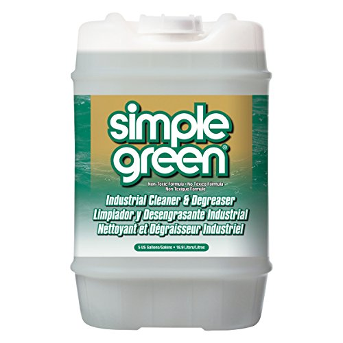 (Sunshine Makers Simple Green 13006 Industrial Cleaner & Degreaser, Concentrated, 5 gal, Pail )