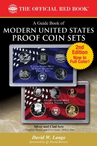 A Guide Book of Modern United States Proof Coin Sets (The Official Red (Modern United States Proof Coin)