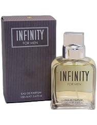 Infinity Eau De Parfum for Men 3.4 Oz 100ml by Sandora