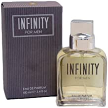 Infinity Eau De Parfum for Men 3.4 Oz 100ml by Sandora