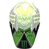 Bell Powersports MOTO-9 Helmet - Replacement Visor - Eli Tomac - 7086422