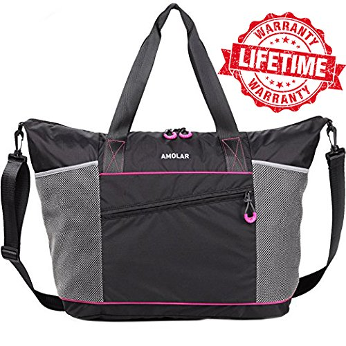 Bag Yoga Women Roomy Pockets product image