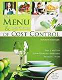 The Menu and the Cycle of Cost Control with Webcom, Mcvety, Paul J. and Marshall, Susan D., 0757562434