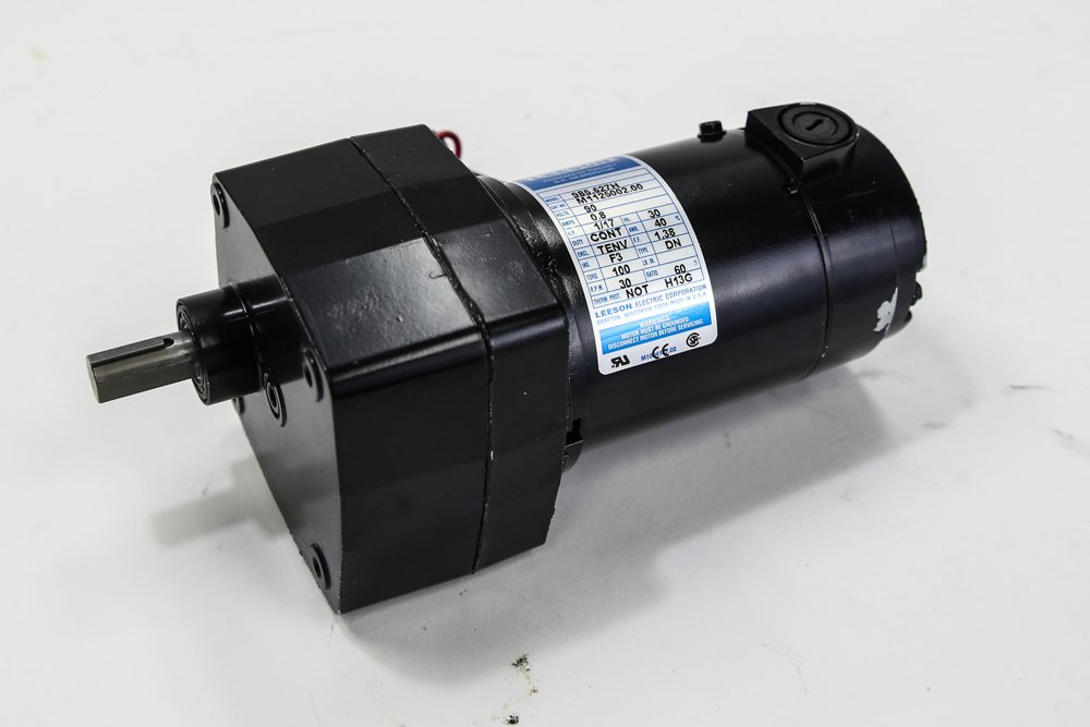 Leeson Umbrella Carousel Motor 30 rpm replaces Haas # 30-0005 Turret Motor (motor only) by Leeson