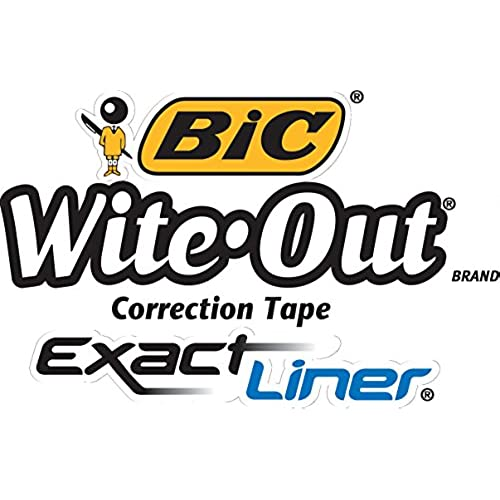New bic white out exact liner correction tape pen non refillable 1 new bic white out exact liner correction tape pen non refillable 1 publicscrutiny Gallery
