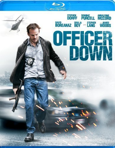 Officer Down [Blu-ray] by ANCHOR BAY by Brian A. Miller