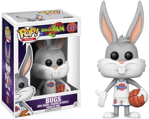 Funko POP Movies Space Jam Bugs Action Figure