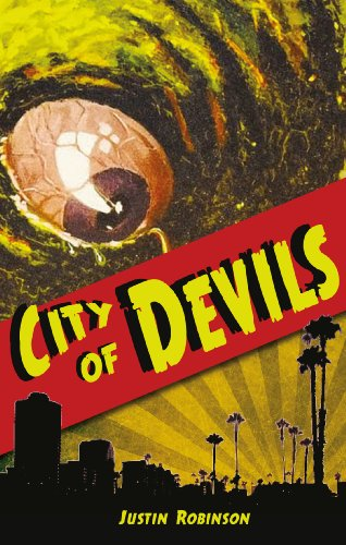 City of Devils by [Robinson, Justin]