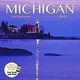 2017 Michigan Wall Calendar