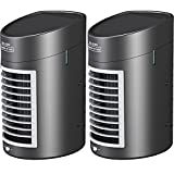 Best Home Comforts AC Adapters - (Set/2) Kool Down Portable Quiet 2-Speed Evaporative Air Review