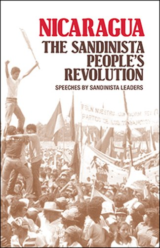 Nicaragua: The Sandinista People's Revolution (English and Spanish Edition)