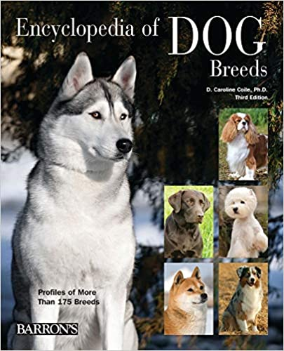 Encyclopedia of Dog Breeds Hardcover – August 1, 2015
