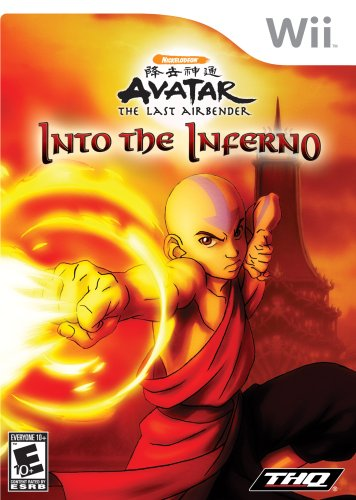Avatar: The Last Airbender-Into the Inferno - Nintendo Wii (The Airbender Xbox Last Avatar)