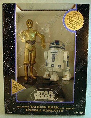 Star Wars Pixel Pops - R2D2 and C3PO Action Figure