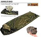 SnugPak Jungle Bag (Black) (Olive), Outdoor Stuffs