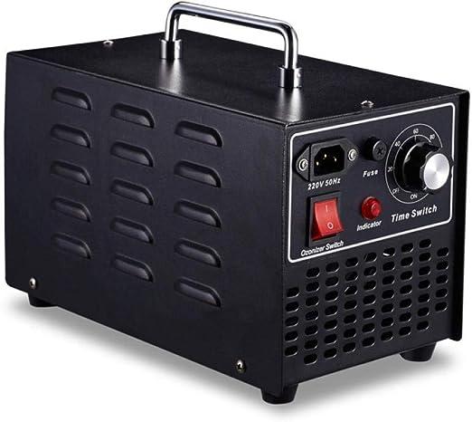 BZL POP Máquina de ozono para Uso Comercial e Industrial - eliminación de aldehído en el hogar purificador de Aire con ozono Generador de ozono Esterilizador de Aire ...