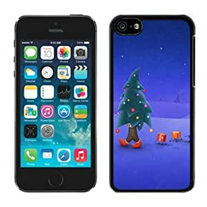 TYHH - 2014 Latest Iphone 6 4.7 TPU Case Christmas Tree Black iPhone 6 4.7 Case 1 ending phone case